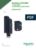 ATV320 Programming Manual SP NVE41298 01b