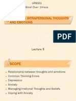 Managing Intrapersonal Thoughts Emotions 2017 (Dissemination)