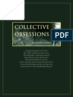 Collective Obsessions Saga (flyer)