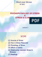 Lecture 2_Physiology of Stress and Illnesses
