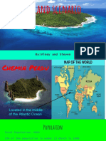 island scenario -  vinay and steven