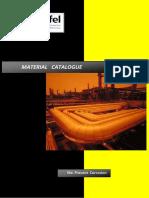 Steffel Materials Catalogue