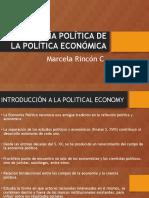Economía Política de La Política Económica