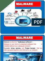 Malware Threats SO IT exam
