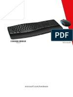 QSG SculptComfortDesktop X18-81172-01bkt Online
