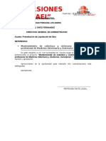 Carta Veterinaria