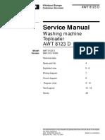 Manual Masina de SpalatAWT_8123D