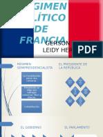 Francia Corta