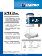 Ficha tecnica impermeabilizante IMPAC 5000 fibratado.