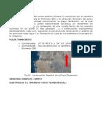 Geología de Huarmey