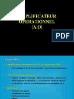 Amplificateur Operationel, Fichier Extra Numerique