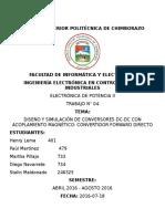Simulacion Conversor Forward Directo.docx