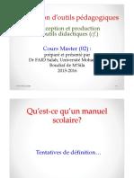 Conception D_outils Pédagogiques. (Description Des Enquêtes)