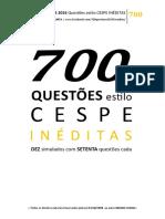 700 Questoes INSS 2016 CESPE.pdf