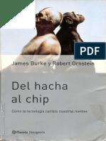 Burke James -Del Hacha Al Chip