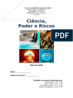 Ciencia, Poder e Riscos (2)