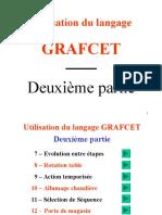 A Lire Et Faire Les Exos GRAFCET - 2ème Partie