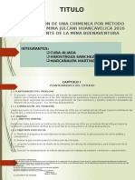 ppt metodologia chimenea
