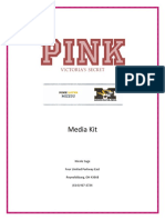 media kit project -presentation