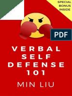 Verbal Self Defense 101_ How to - Min Liu