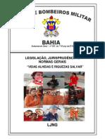 LJNG 003 01 MAR 2016 - Processo Segurança Contra Incêndio