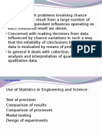 Process Modeling by Statistical Methodes 905331 Lecture 1