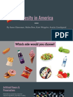 presentation-calories exercise and wheat oh my  - anna glanzman