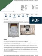Electrical Harness Repair Kit