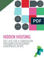Hidden Housing study