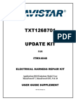 Navistar 4057 Update User Guide 4-09-12 Version 14