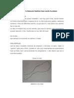 Manual de macrame