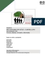 DICCIONARIO NIVACLE NUEVO - JOSE SEELWILCHE - TERCERA EDICION - PORTALGUARANI