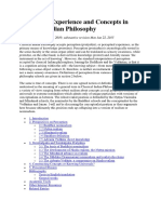 SEP - Chandra, M. - Perceptual Experience and Concepts in Classical Indian Philosophy.pdf