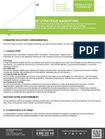 Choisir La Bonne Strategie Marketing