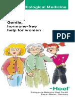 Gentle Hormone Free Remedies