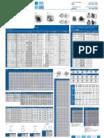 WEG Weg Technical Poster Ustechposter Brochure English