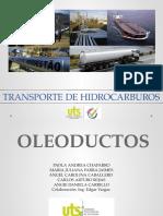 Presentacion-Transporte de hidrocarburos