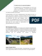 Sitios Turisticos de Huehuetenango