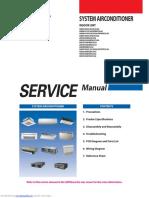 Samsung Service Manual indoor unit