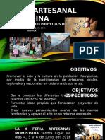 X FERIA ARTESANAL MOMPOSINA.pptx