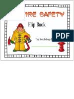 fire safety flip book