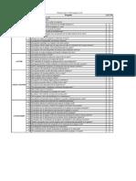 Cuestionario valoración páginas web