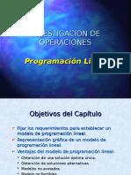 Tema 2b Programación Lineal
