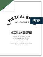 MLF New Drink List