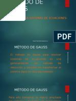 Presentación 1 Método Simplex