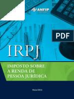 20160610151357 IRPJ Imposto de Renda Da Pessoa Juridica 10-06-2016 Livro IRPJ