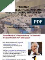 Taklimat Bidang  Keberhasilan Utama Negara (NKRA) Pendidikan 2010.pdf