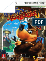 Banjo Kazooie - Nuts and Bolts (Official Prima Guide)