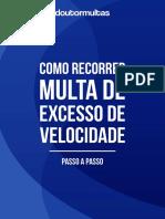 Excesso de Velocidade (PDF)