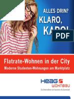 Flyer Kirchstrasse